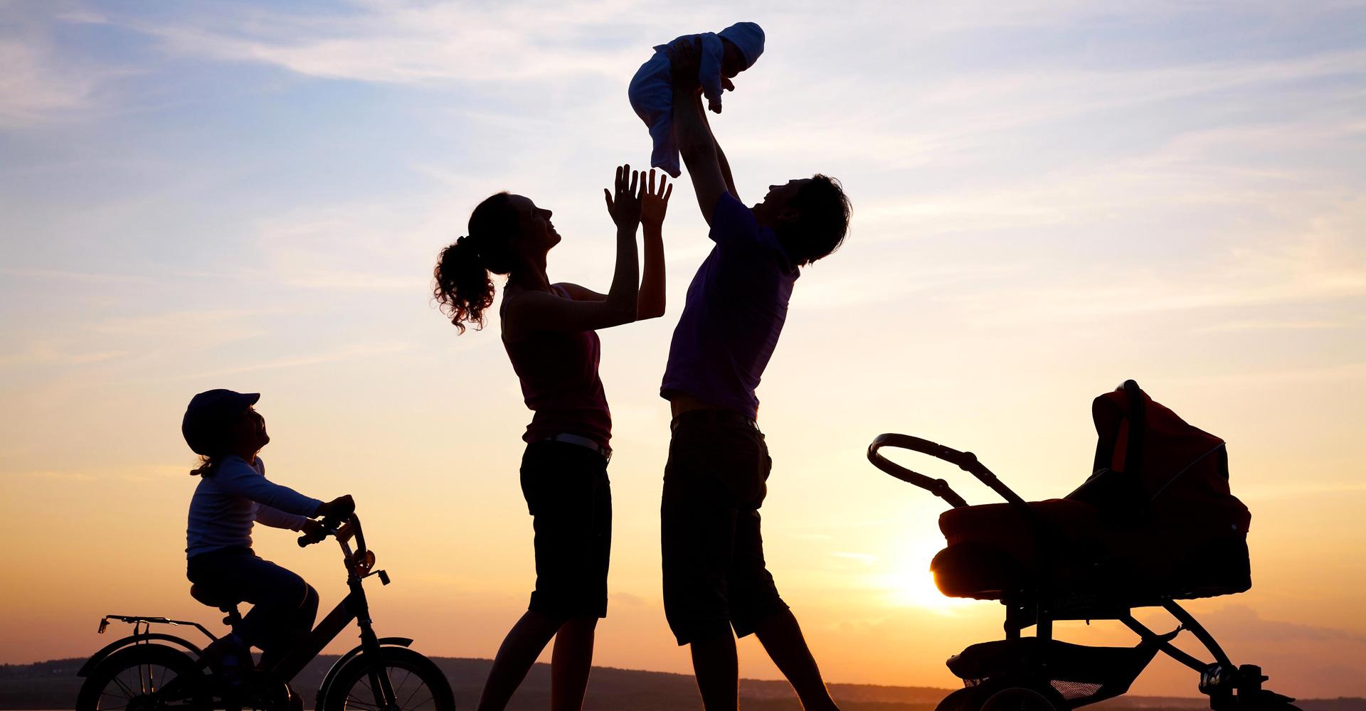 Famiglia a Salerno