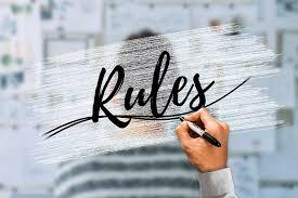 regole in una relazione